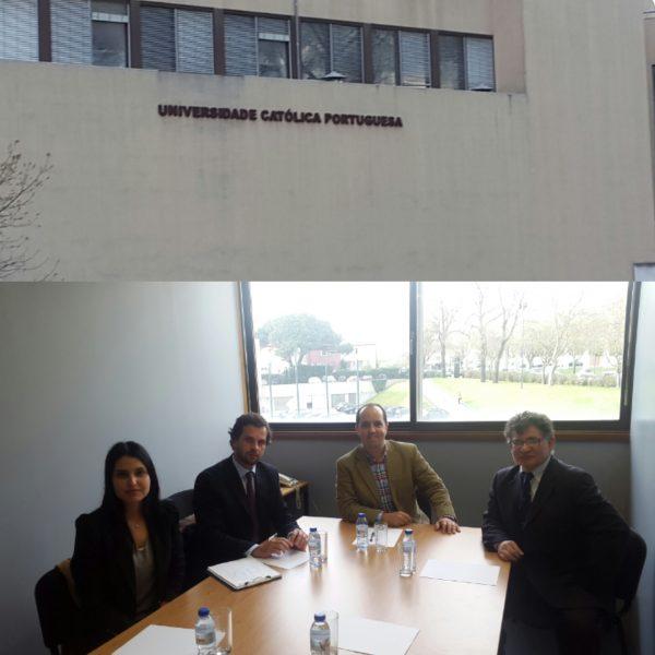 ANJAP e Escola de Direito da Universidade Católica do Porto celebram protocolo