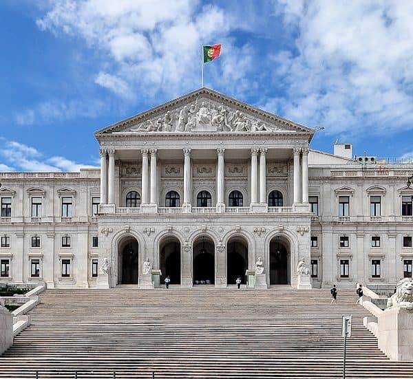 ANJAP na Assembleia da República