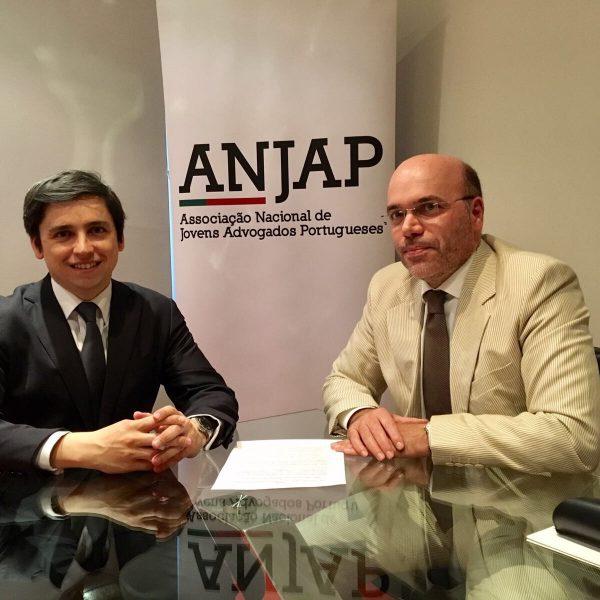 ANJAP e APDD – Associação Portuguesa de Direito Desportivo celebram protocolo