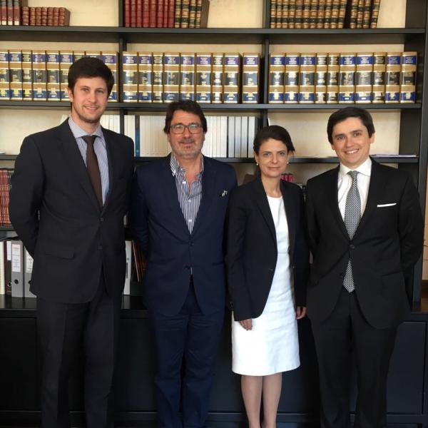 Núcleo de Advogados Estagiários reúne com Ordem dos Advogados